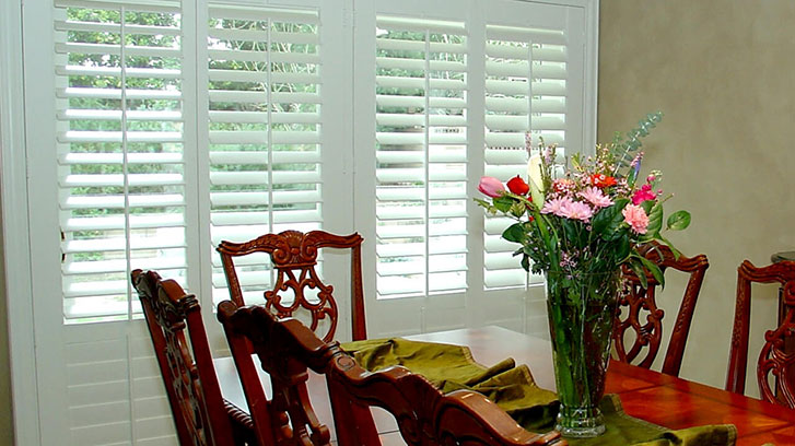 LouverWood Shutters